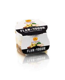 flan-yogur-pera-vainilla-canela