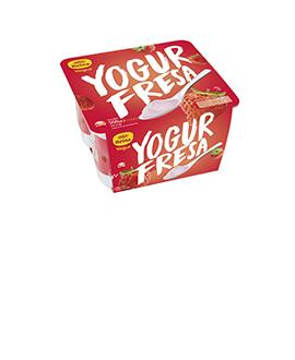 yogur-sabor-fresa-4x125g